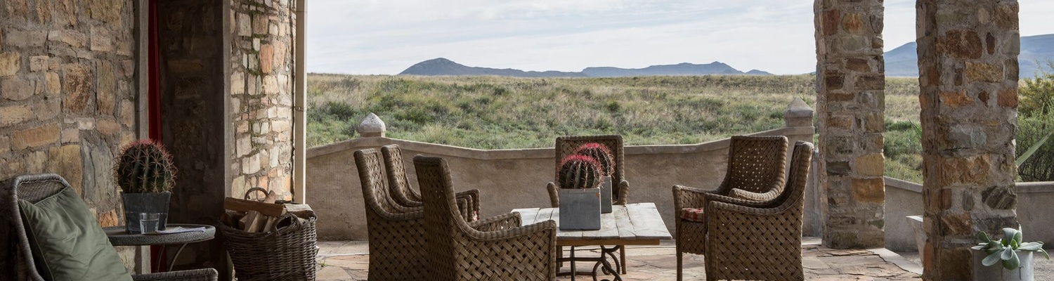 Best places to stay Karoo