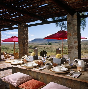 luxury karoo accommodation