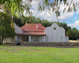 karoo farmhouse lodge