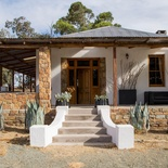 Karoo cottage on Sneeuberg Nature Reserve near Graaff-Reinet and Nieu-Bethesda