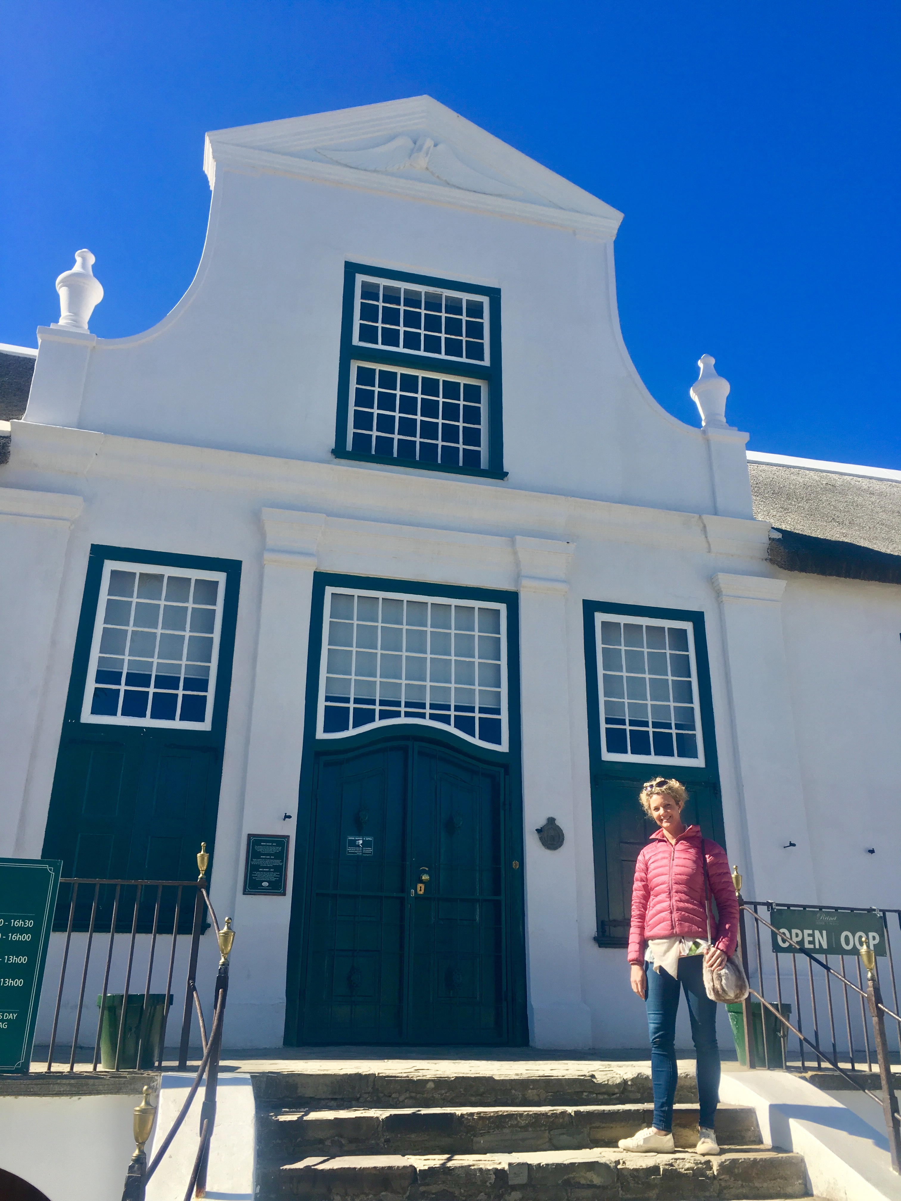 The historic Reinet House in Graaff-Reinet, once the home of legendary preacher Andrew Murrey.